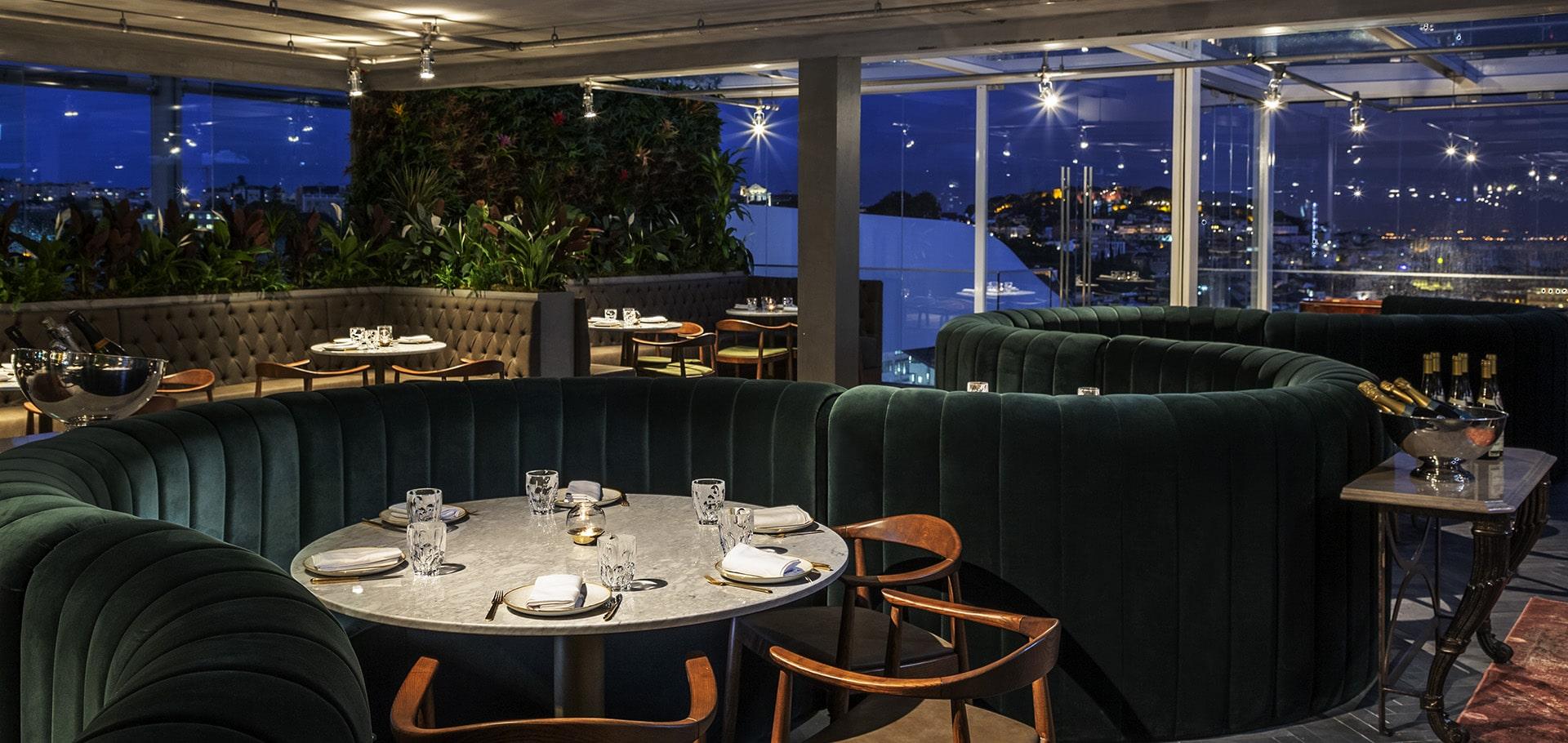 Meet The Cuisine Bar Menu Seen Lisboa Restaurant